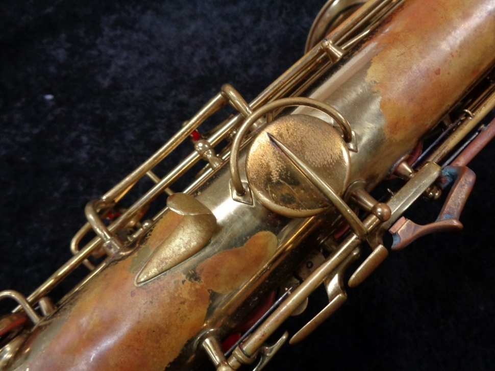 Conn 10M Naked Lady Tenor Saxophone Naked lady 1949/1950