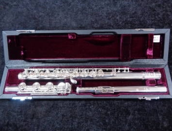 New Yamaha YFL-687 Series Professional French Style Flute