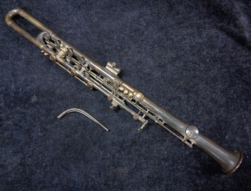 Wow Vintage Gautrot Marquet Paris Eb Alto Sarrusophone – Superb Condition