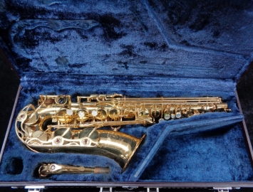Early Series Yamaha YAS-62 Alto Sax - Beautiful Original - Serial # 056204