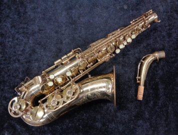 Buffet Crampon Vintage S Series S1 Alto Sax, Serial #24330