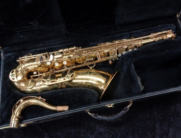Vintage Original Selmer Paris Mark VII Tenor Saxophone - Serial # 253433