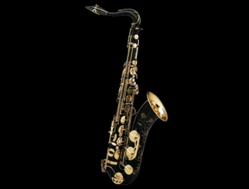 New Selmer SA80 Serie III Jubilee Series Tenor Sax in Black Lacquer