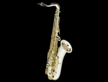 New Selmer SA80 Serie III Jubilee Series Tenor Sax in Sterling Silver