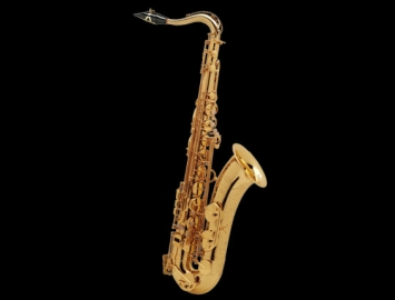 New Selmer SA80 Serie II Jubilee Series Tenor Sax in Gold Plate