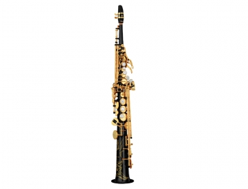 New Yamaha Custom Z YSS-82ZB Soprano Sax in Black Lacquer