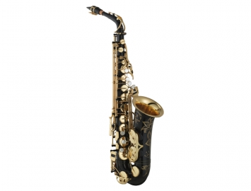 New Yamaha Custom EX YAS-875EX IIB Alto Sax in Black Lacquer