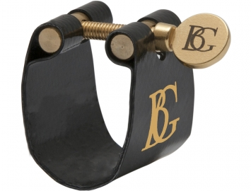 BG France Flex and Standard Series Fabric Ligatures for Soprano Sax Mouthpieces