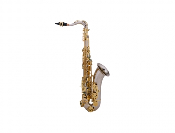 NEW Chateau CTS-96NL Series Pro Tenor Saxophone in Nickel Silver Finish