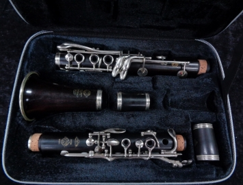 Lovely Vintage Selmer Series 9 Bb Clarinet, Serial #S7265