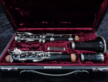 1990's Hand Selected Buffet Crampon R13 Bb Clarinet, Serial #381477