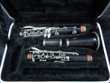 Selmer Signet Bb Clarinet – With Clarinet Quest Set-Up, Serial #154177