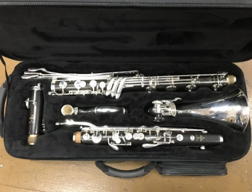 New Buffet Crampon Prestige Bass Clarinet with Optional Low C Extension