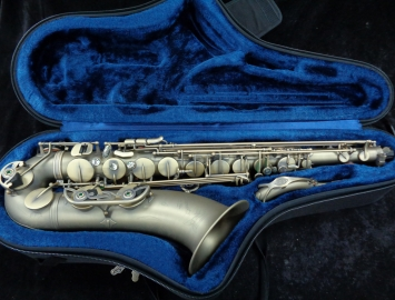 Ultra Lush! P. Maurait PMXT-66RDK Tenor Sax – Demo Pricing, Serial #030817