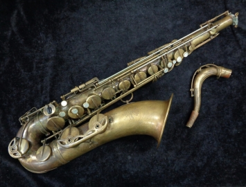 Sweet Player! Vintage Selmer Paris Mark VI Tenor Sax, Serial #107369