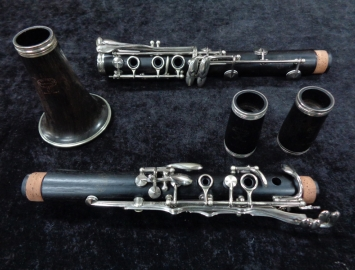 Low Price on a Professional Buffet Paris R13 A Clarinet - Serial # 150317