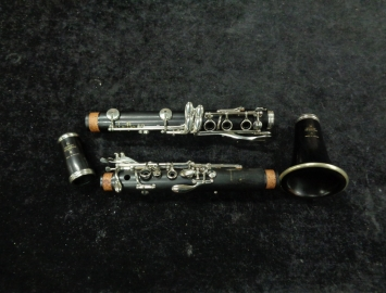 Buffet R13 Bb Clarinet #706648 with Nickel Keys - Fresh Saxquest Overhaul