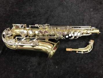 Superb Condition Yamaha YAS-23 Entry Level Alto Sax - Serial # 230133A