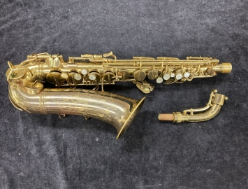 Original Lacquer Conn 6M 'Naked Lady' Alto Sax - Serial # 338812