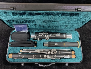 "Customized ""Standard"" Bassoon by Weisberg Systems, LLC"