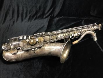 Selmer Paris Tenor Saxophone Mouthpiece Cap in Silver BRAND NEW