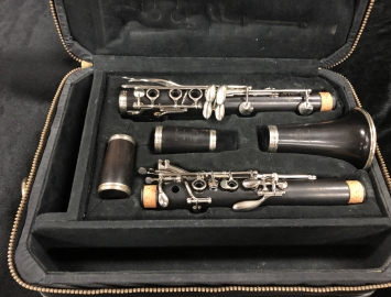 Freshly Repadded Buffet Paris R13 Series Bb Clarinet - Serial # 293145