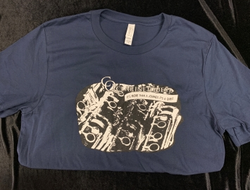 Clarinetquest T-Shirt in Blue