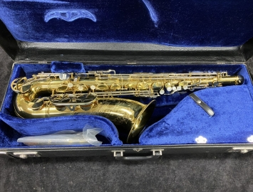 Museum Quality King Super 20 Tenor Saxophone - Serial # 521824