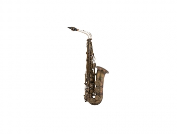 New! Selmer USA AS42 Professional Alto Sax with Unlacquered Body
