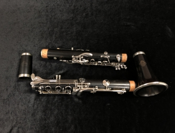 Leblanc L7 Wood Professional Bb Clarinet, Serial #35717 – Fully Re-Padded