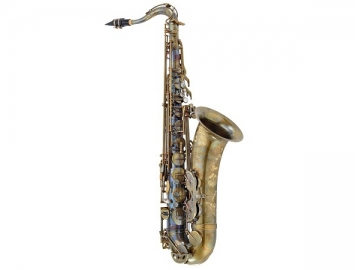 NEW P Mauriat System 76 UNLACQUERED Tenor Saxophone