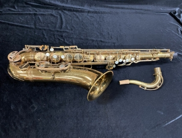 Early 70s Vintage Selmer Paris Mark VI Tenor Sax with New Pads - Serial # 211442