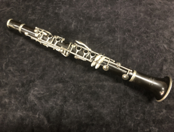 Freshly Restored! C.G. Conn 28N Eb Clarinet, Serial #174442