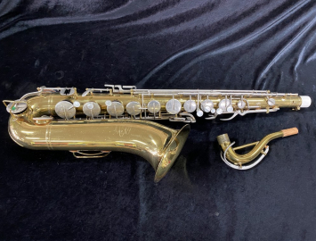 Excellent Condition Beginner Level Buescher Tenor Saxophone - Serial # 525671