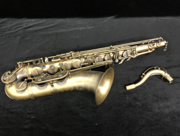 Awesome! P Mauriat System 76 2nd Edition Tenor Saxophone - Serial # PM0722819