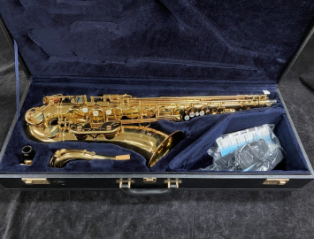 NEW OLD STOCK First Series Yamaha Custom YTS-875 Tenor Sax - Serial # 291518