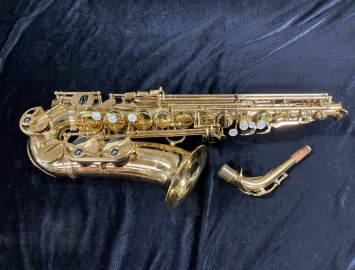 Great Price! Pro Model Yanagisawa A-901 Alto Saxophone - Serial # 00223854