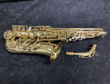 Pristine Condition Selmer Paris Super Action 80 Alto Sax - Serial # 322008