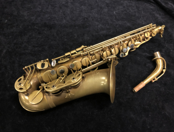 Mint! Eastman 52nd Street Ato Saxophone, Serial #11536775 - Lightly Used Floor Model