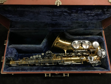 Vintage Noblet Alto Saxophone, Serial #8340 - Ready to Play!