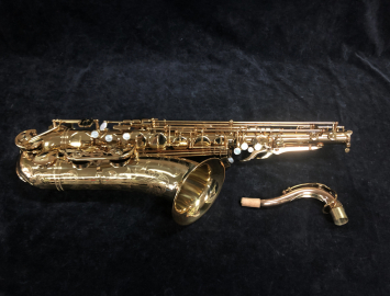 Pristine! P. Mauriat Master 97 Tenor Sax – Discounted Show Room Model Serial #PM0923218