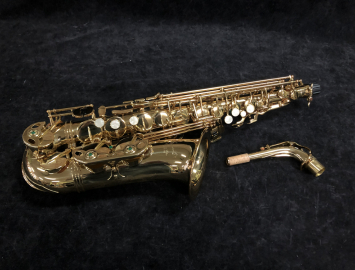 P. Mauriat PMSA 185 Student Alto Saxophone - Barley Played Low Price!