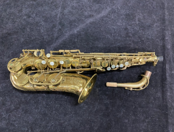 Original Lacquer Selmer Paris Mark VI Alto Saxophone - Serial # 209882
