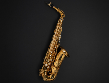 NEW Selmer Paris SUPREME Alto Saxophone in Dark Gold Lacquer