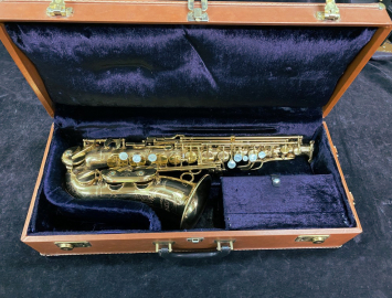 Beautiful Condition H Couf Superba I Alto Sax by Keilwerth - Serial # 70540