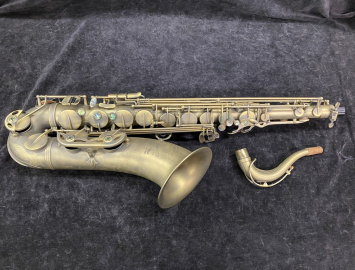 Exc Condition P Mauriat PMXT-66RDK Tenor Sax at Great Price! - Serial # PM0908009