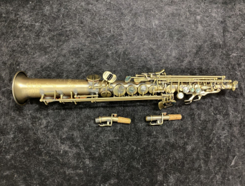 Great Price on a P Mauriat System 76 2nd Ed Soprano Sax in DK Finish # PM0563419