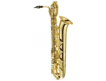 New P. Mauriat 301 Gold Lacquer Low A Baritone Saxophone