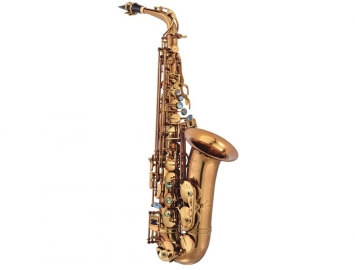 NEW P Mauriat 67RCL Beautiful Cognac Lacquer Alto Sax - Classic Look!