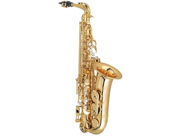 NEW P Mauriat 67RGL Gold Lacquer Alto Saxophone